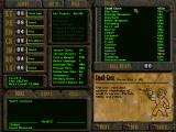 Fallout Windows List of skills and abilities