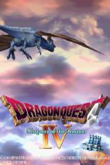 Title screen of Dragon Quest IV: Chapters of the Chosen
