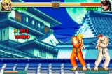 Super Street Fighter II: Turbo Revival Game Boy Advance Nice background