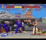 Super Street Fighter II SNES Obviously Ryu wins...