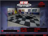 Hot Rod: Garage to Glory Windows Your garage.  You start out with no parts or cars and $3500