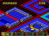 Lemmings Paintball Windows Skill - Mayhem, Level 3 - Vortex
