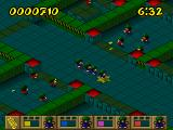 Lemmings Paintball Windows Skill - Mayhem, Level 13 - Babylem 5
