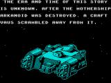 Arkanoid ZX Spectrum The game introduction