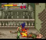 Final Fight 2 SNES Rolent is fast and throws around grenades like there's no tomorrow