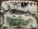 Heretic Kingdoms: The Inquisition Windows The world map is used to move between locations