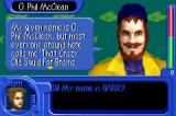 The Sims: Bustin' Out Game Boy Advance Crazy old squid-for-brains