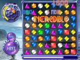 Bejeweled 2 Deluxe Windows A whole lot of combos gets you a nice compliment!