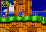 Sonic the Hedgehog 2 Genesis The first save point. If you happen to die, you'll start here instead of the very beginning of the level