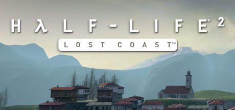Half-Life 2: Lost Coast Linux Front Cover