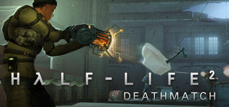 Half-Life 2: Deathmatch Linux Front Cover
