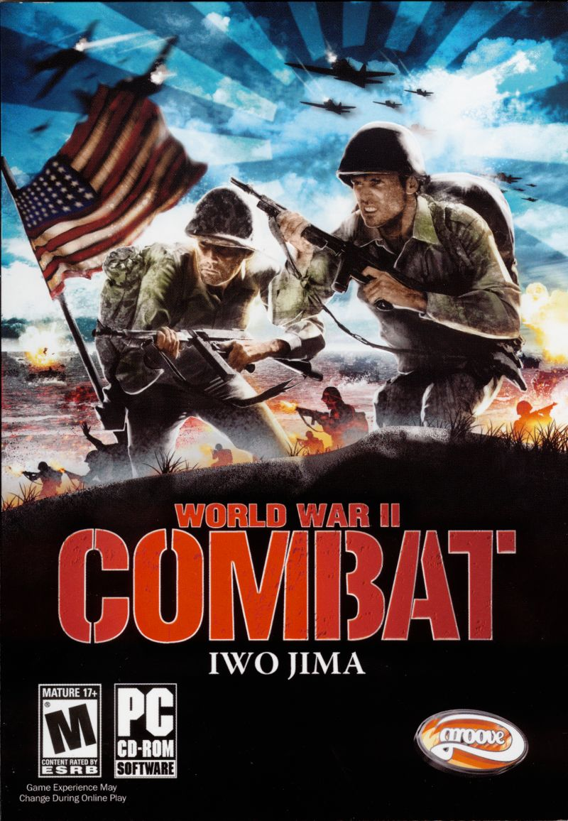 World war ii combat iwo jima addiction