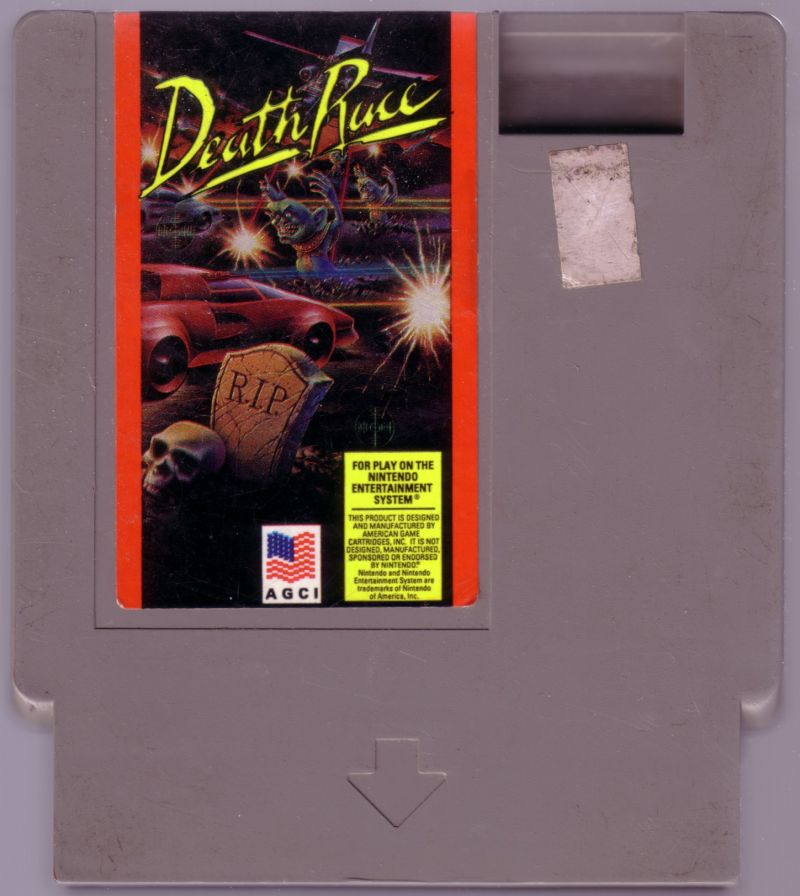 Death Race NES Media