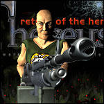 Theseus: Return of the Hero Windows Front Cover