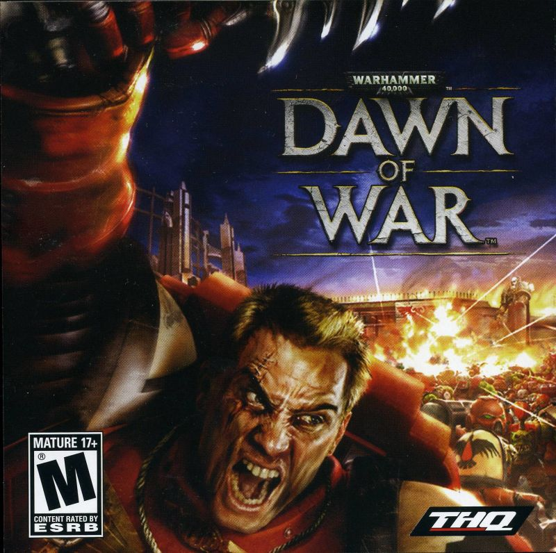 Warhammer 40,000: Dawn of War Windows Other Jewel Case - Front