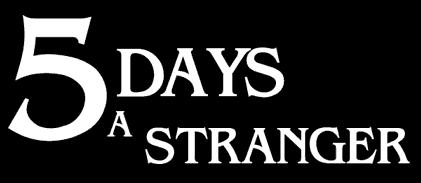5 Days a Stranger Windows Front Cover