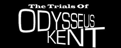 The Trials of Odysseus Kent DOS Front Cover