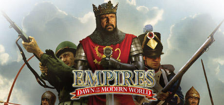 Empires: Dawn of the Modern World Windows Front Cover