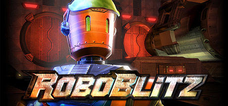 RoboBlitz Windows Front Cover