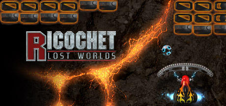 Ricochet: Lost Worlds Windows Front Cover