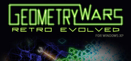 Geometry Wars: Retro Evolved Windows Front Cover