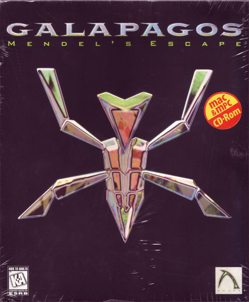 Galapagos Windows Front Cover