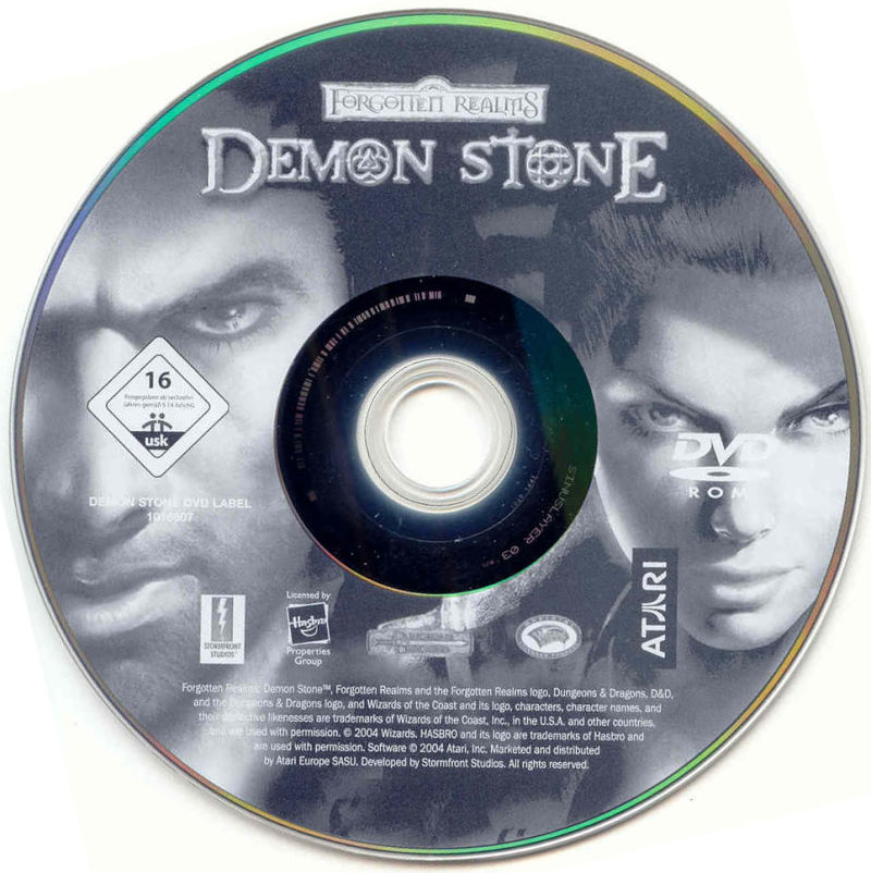 Forgotten Realms: Demon Stone Windows Media