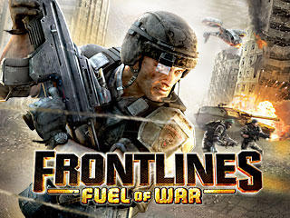 Frontlines: Fuel of War Windows Front Cover