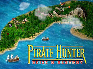 Pirate Hunter Windows Front Cover