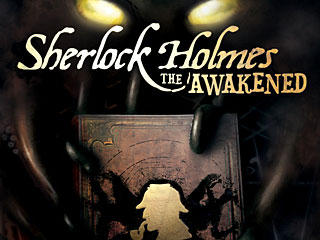 Sherlock Holmes: The Awakened Windows Front Cover