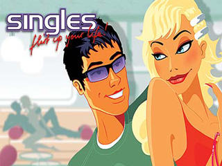 Singles: Flirt Up Your Life! Windows Front Cover