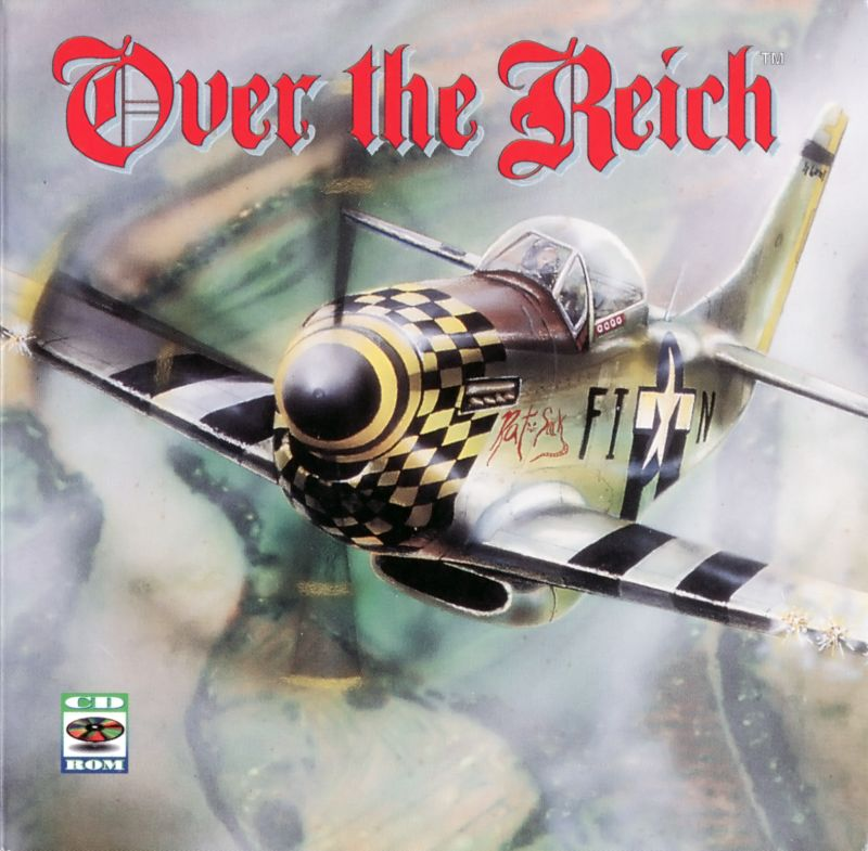 Over the Reich Macintosh Other CD Sleeve - Front