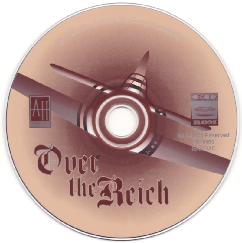 Over the Reich Macintosh Media