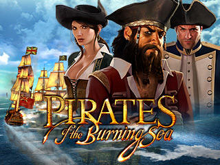 Pirates of the Burning Sea Windows Front Cover