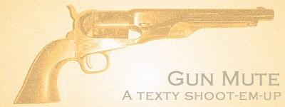 Gun Mute Windows Front Cover