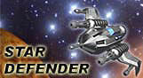 Star Defender Windows Front Cover