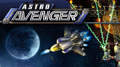 Astro Avenger Windows Front Cover