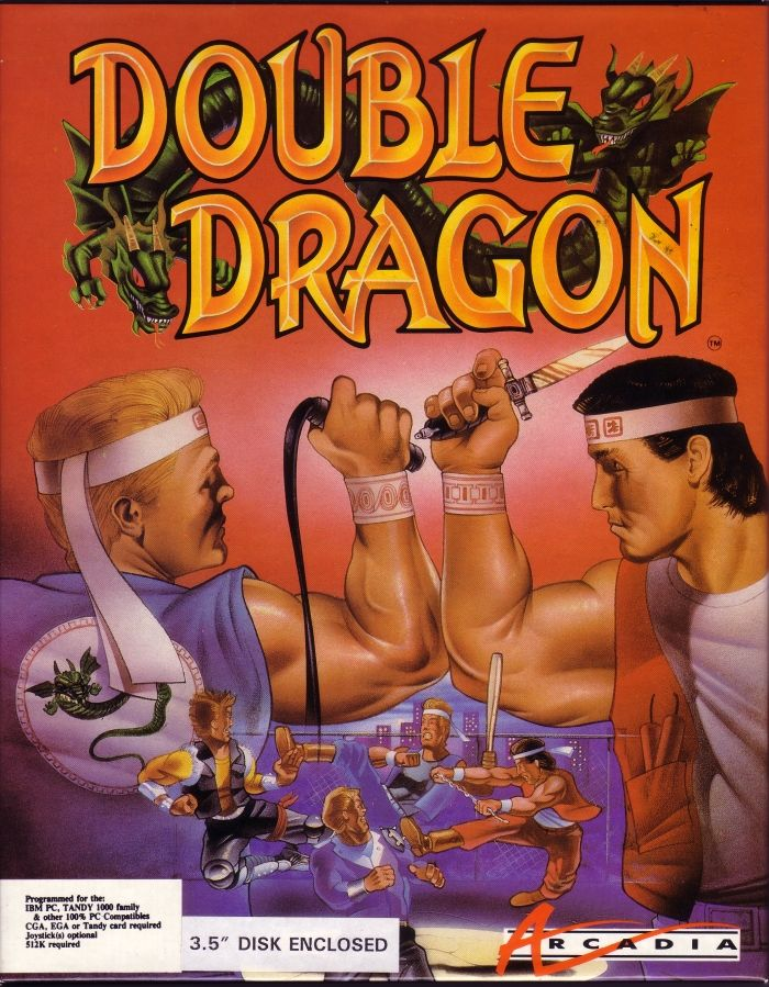 Double Dragon 1987 Mobygames