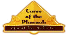 Curse of the Pharaoh: The Quest for Nefertiti Windows Front Cover