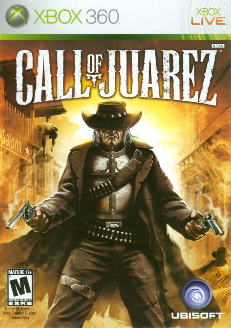 Book Cover Pictures Xbox : Call of juarez for windows mobygames