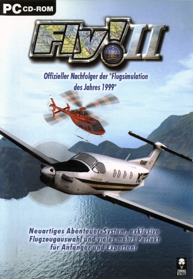 Fly! II Windows Front Cover
