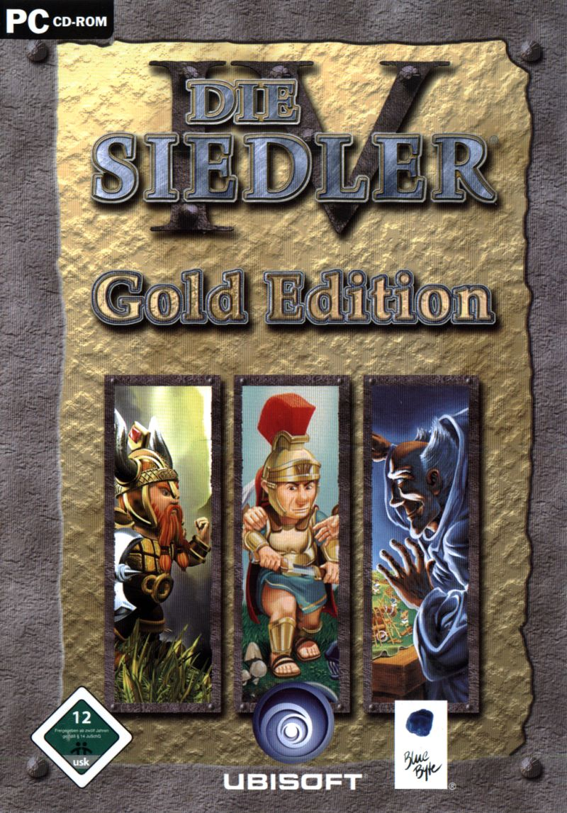 The Settlers IV: Gold Edition