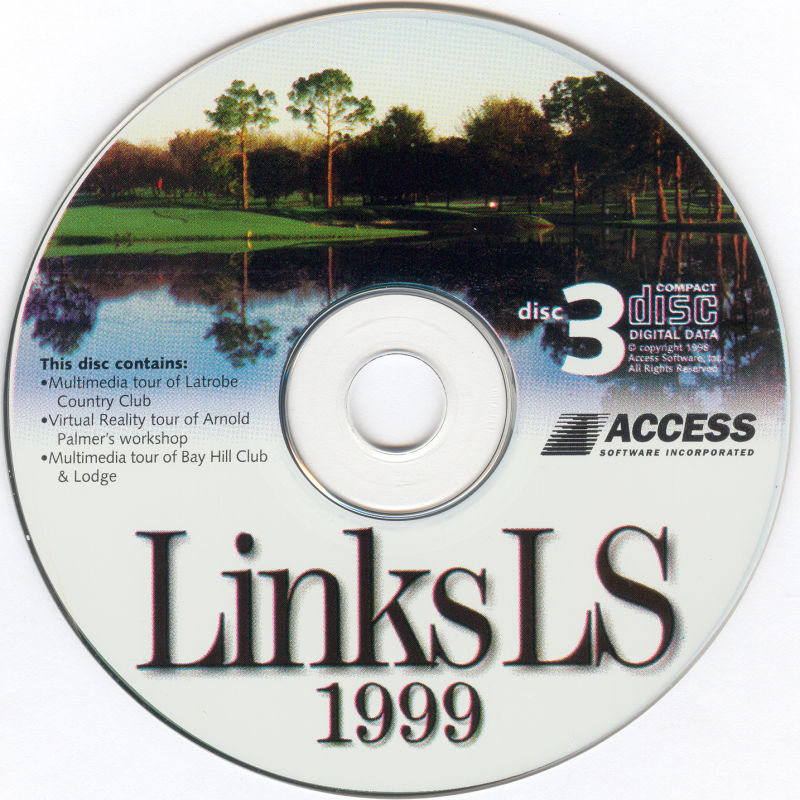 Links LS 1999 Windows Media Disc 3