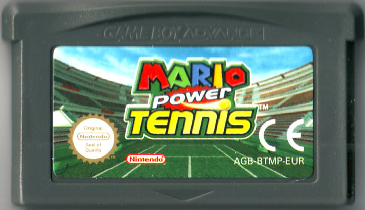 Mario Tennis: Power Tour Game Boy Advance Media