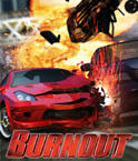 Burnout J2ME Front Cover