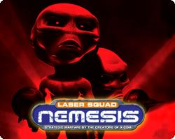 Laser Squad: Nemesis Windows Front Cover