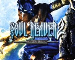 Legacy of Kain: Soul Reaver 2 Windows Front Cover