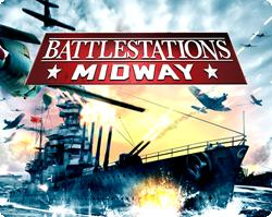 Battlestations: Midway Windows Front Cover