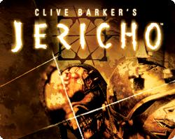 Clive Barker's Jericho Windows Front Cover