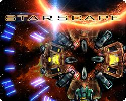 Starscape Windows Front Cover